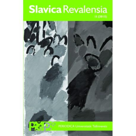 Slavica Revalensia II (2015)