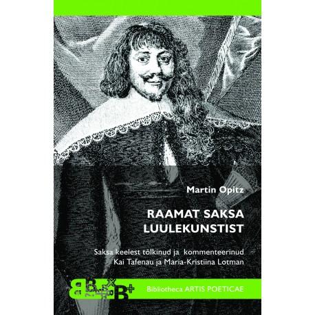 Raamat saksa luulekunstist