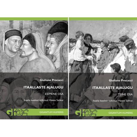 Itaallaste ajalugu. Esimene ja teine osa
