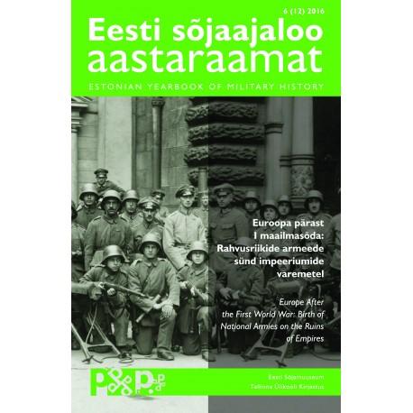 Eesti sõjaajaloo aastaraamat 6 (12) 2016