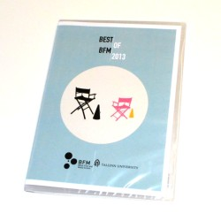 Tallinna Ülikooli BFM Best Of 2013 DVD