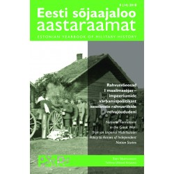 Eesti Sõjaajaloo Aastaraamat 8 (14), 2018  Estonian Yearbook of Military History