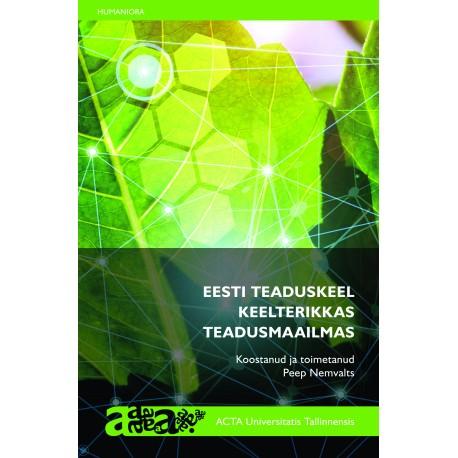 Eesti teaduskeel keelterikkas teadusmaailmas