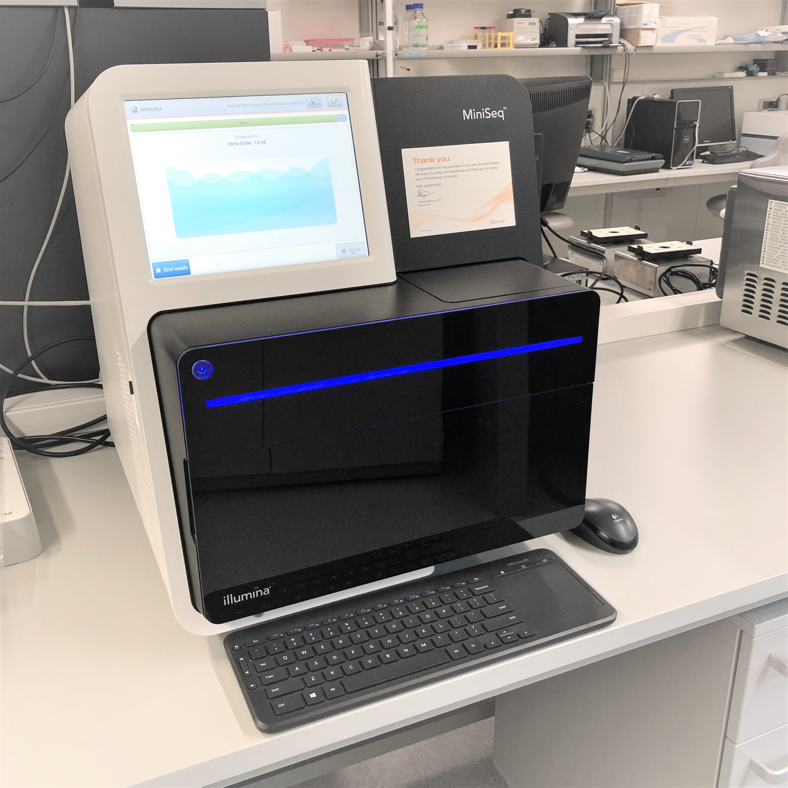 Illumina MiniSeq Sequencing System