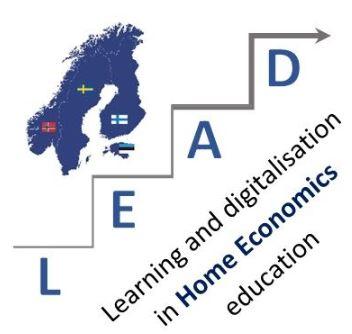 LEAD-project | Tallinn University