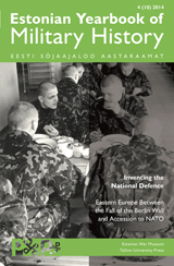 Inventing the National Defence: Eastern Europe Before the Fall of the Berlin Wall and Accession to NATO esikaas