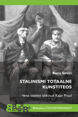 The Total Art of Stalinism book cover